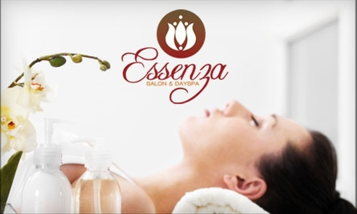 Essenza Salon & Day Spa - Ward 2: $50 for $100 Worth of Services at Essenza Salon & Day Spa