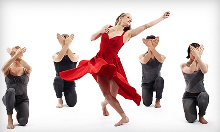 Paul Taylor Dance Company  - Central Business District: $21 to See Paul Taylor Dance Company at The Hanover Theatre for the Performing Arts on May 10 (Up to $42 Value)