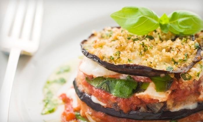 Porto Bello - Suwanee: $30 for Two Three-Course Prix Fixe Italian Meals at Porto Bello in Suwanee (Up to $64.30 Value)