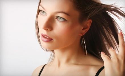 $100 Groupon to Green Peridot Salon - Green Peridot Salon in Frisco