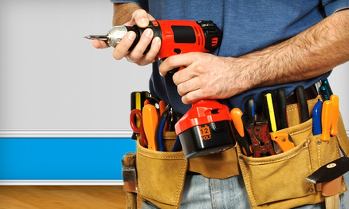 Dream Home Professional Contractors LLC - Montgomery Village: One or Two Man Hours of Handyman Services from Dream Home Professional Contractors LLC (Up to 65% Off)