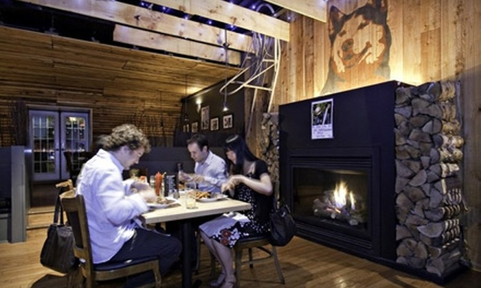 Working Dog Saloon - Cliffcrest: $15 for $30 Worth of Pub Fare and Drinks at the Working Dog Saloon in Scarborough