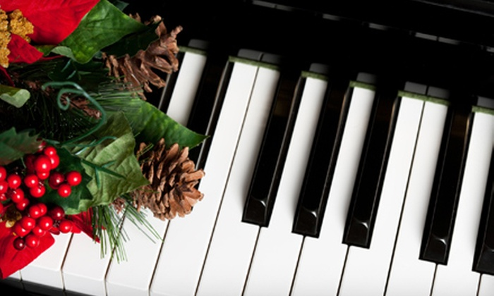 """The College of Saint Rose Presents """"It's a Jazzy Christmas"""" - Massry Center for the Arts: $11 for One Ticket to It's A Jazzy Christmas at Massry Center for the Arts on December 2 at 9 p.m. (Up to $22.50 Value)"""