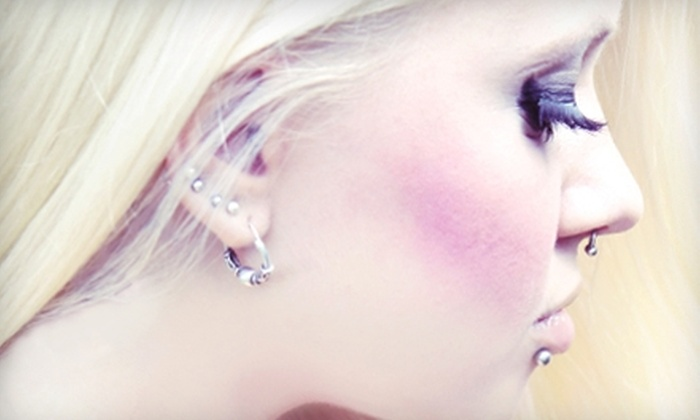 Renaissance Studio  - Mill Lake: $30 for Piercing and Aftercare Services at Renaissance Studio (Up to $62 Value)