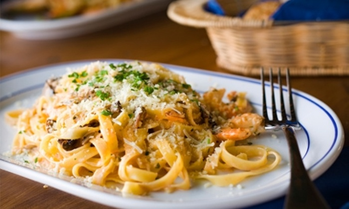 Strings Italian Cafe - Lodi: $10 for $20 Worth of Italian Fare at Strings Italian Cafe