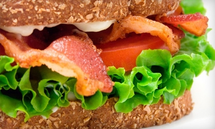 Off Main Street Deli - Heights: $7 for $15 Worth of Sandwiches, Soup, and More at Off Main Street Deli