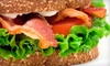 Off Main Deli - Heights: $7 for $15 Worth of Sandwiches, Soup, and More at Off Main Street Deli