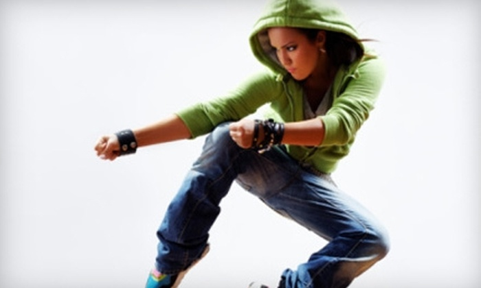 First Position Dance Arts - Ardmore: $25 for Five Classes at First Position Dance Arts in Ardmore ($75 Value)