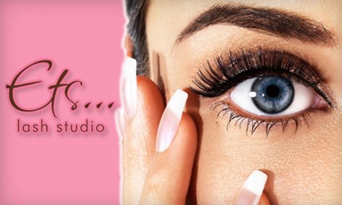 Etsetera Lash Studio - Houston: $99 for a Full Set of Classy Lady Eyelash Extensions at Etsetera Lash Studio ($200 Value)