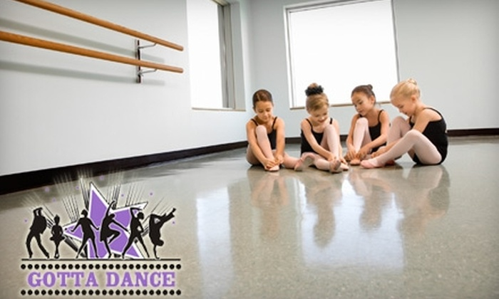 Gotta Dance - Wake Forest: $20 for One Month of Unlimited Kids' Dance or Musical Theater Classes at Gotta Dance in Wake Forest ($55 Value)