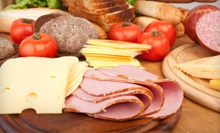$20 Groupon to Minelli Meat and Deli - Minelli Meat and Deli in Niles