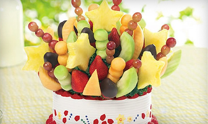 Edible Arrangements - Multiple Locations: Chocolate-Covered Fruits or Fruit Bouquets at Edible Arrangements (Up to 52% Off)