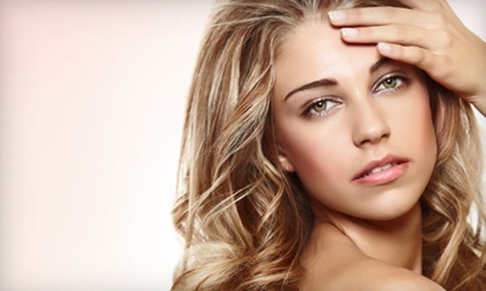 Pigalle Salon & MedSpa - Southfield: Cut, Style, and Conditioning with Option for Color or Highlights at Pigalle Salon & MedSpa in Southfield (Up to 66% Off)