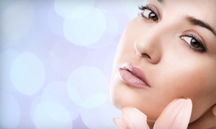 Salon Sara Lina and Spa - Multiple Locations: $39 for a Custom Facial at Salon Sara Lina and Spa ($80 Value)