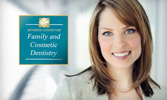 Bethesda Center for Family and Cosmetic Dentistry - North Bethesda: $198 for a BriteSmile Teeth-Whitening Treatment at Bethesda Center for Family and Cosmetic Dentistry in Bethesda ($625 Value)