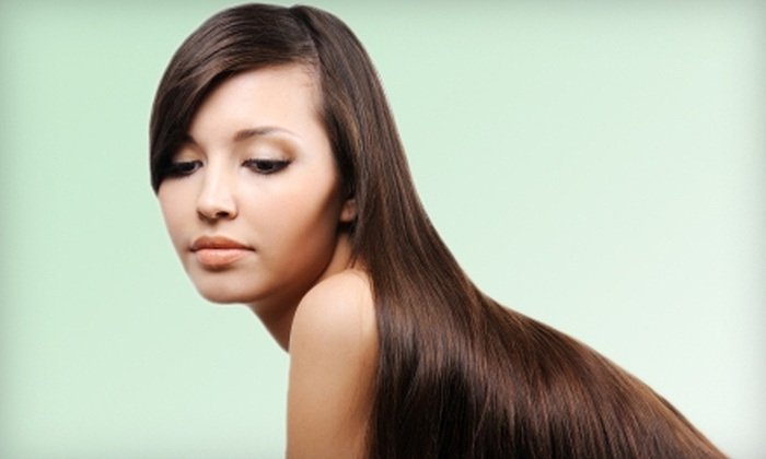 maryjane salon - Hillcrest: $40 for $100 Worth of Salon Services at maryjane salon
