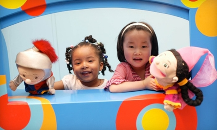 Brooklyn Children's Museum - Brooklyn: $25 for an Unlimited Summer Family Pass to the Brooklyn Children's Museum ($50 Value)