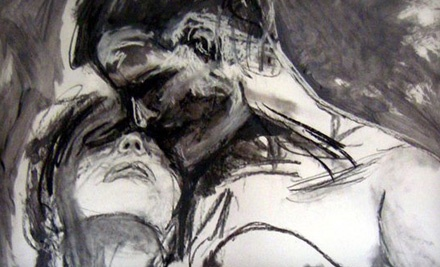 2-Hour Introductory Figure-Drawing Class with Complimentary Wine and Supplies Included (a $120 value) - The Art Studio NY LLC in Manhattan