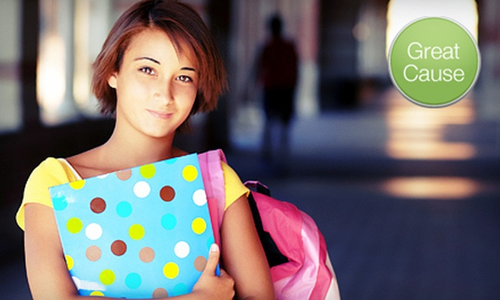 The SAGE Project - SoMa: $10 Donation for School Supplies for At-Risk Girls