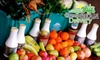 Green BEAN Delivery: $15 for $35 Worth of Organic Produce and Natural Groceries From Green B.E.A.N. Delivery