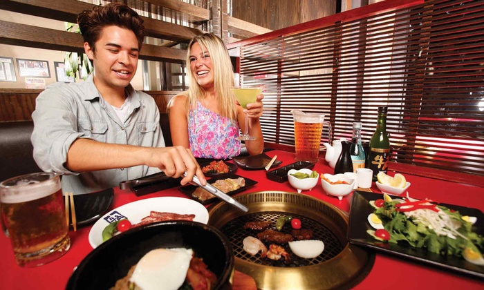 Gyu-Kaku - Victoria Gardens: $15 for $30 Worth of Japanese Barbecue at Gyu-Kaku