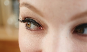 Taj Cosmetics Make-up And Waxing: Full Set of Eyelash Extensions at Taj Cosmetics Make-up And Waxing (52% Off)