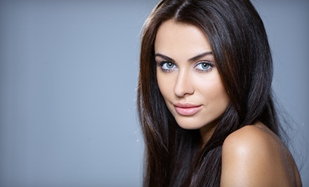 Haircut, Style, and Conditioning Treatment with Optional Partial Highlights and Toner at Lotus Salon (Up to 61% Off)