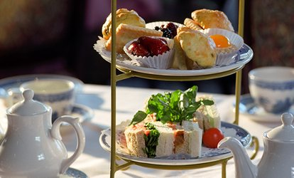 image for Afternoon Tea with Prosecco for Two or Four at Lomond Park Hotel (Up to 50% Off)