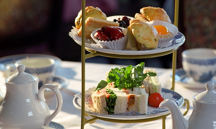 Lomond Park Hotel - Loch Lomond - Raffles Restaurant: Afternoon Tea with Prosecco for Two or Four at Lomond Park Hotel (Up to 50% Off)