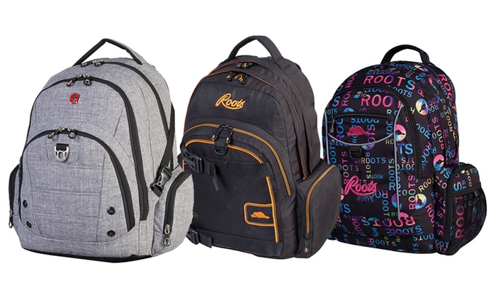 Roots and Swiss Gear Backpacks | Groupon Goods