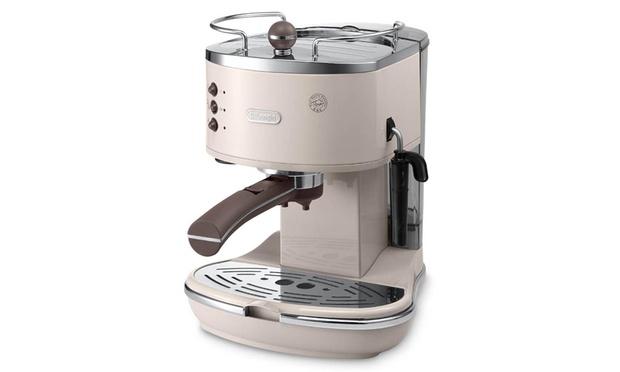Delonghi Coffee Maker/Grinder Set : De Longhi Kitchen Appliances