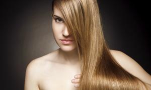 Dri Estetic Hair: Dri Estétic Hair – Tibery: escova progressiva ou selagem (opção de corte e hidratação)