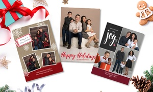 "Up to 81% Off 5""x7"" Premium Holiday Cards at JCPenney Portraits at JCPenney Portraits, plus 6.0% Cash Back from Ebates."