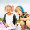 $17.99 for JLab Volume-Safe Kids' Headphones