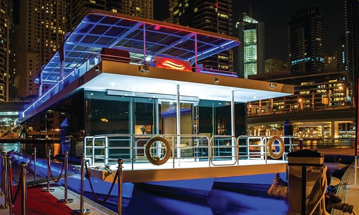 Xclusive Yachts - Dubai: Xclusive Yachts: Dubai Dinner Cruise from AED 168 (Up to 37% Off)