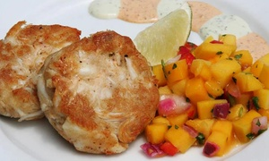 Catch Twenty-Three: $17 for $30 Worth of Caribbean-Latin Cuisine at Catch Twenty-Three. Reservation Through Groupon Required.