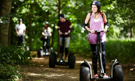 Choice of 60Minute Segway Experience for Two with Segway Events, 13 Locations