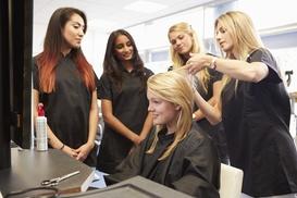 Rosa's Salon: $10 Off Full Hair Color Service at Rosa's Salon