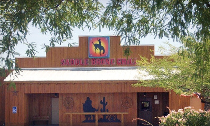Saddle Bronc Grill - Fountain Hills: Southwestern Breakfast or Lunch at Saddle Bronc Grill (Half Off)