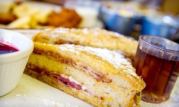 The Maple Tree - Las Vegas: $10 for $20 Worth of Comfort Food at The Maple Tree