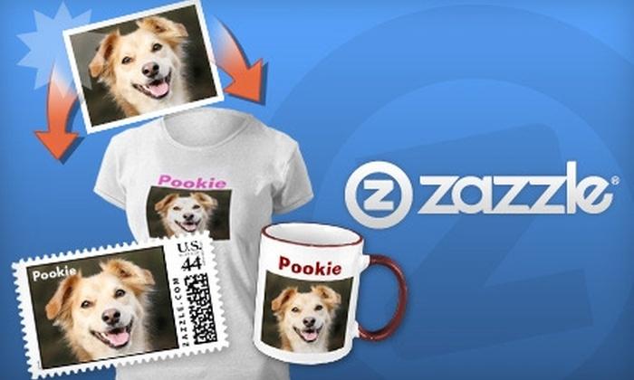 Zazzle.com - Washington DC: $25 for $50 Worth of Customizable Gifts from Zazzle.com