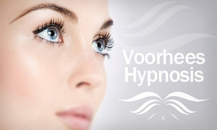 Voorhees Hypnosis - Voorhees: $40 for a One-Hour Guided-Imagery and Hypnosis Session at Voorhees Hypnosis ($125 Value)