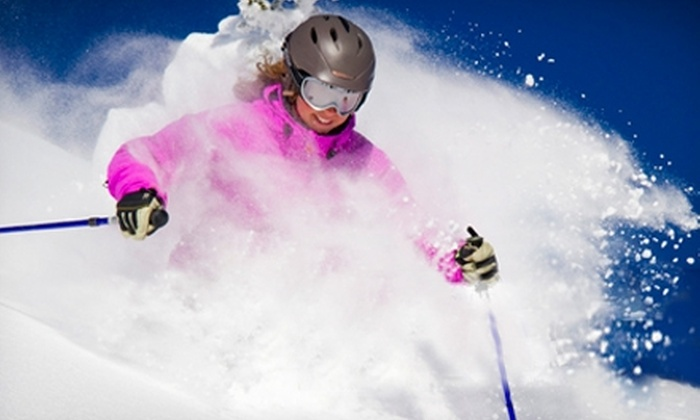Crystal Mountain - Mount Rainier: $25 for One-Day Spring Ski Ticket at Crystal Mountain (Up to $50 Value)