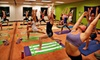 Portland Hot Yoga - Portland Hot Yoga: $39 for 10 Hot Vinyasa Yoga Classes at ZenSpot ($130 Value)