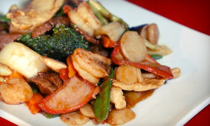 Yen Cheng - Fairfax: $15 for $30 Worth of Chinese Fare at Yen Cheng in Fairfax