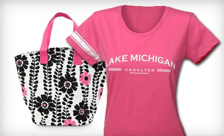 $40 Groupon to Y-Knot Embroidery - Y-Knot Embroidery in Muskegon