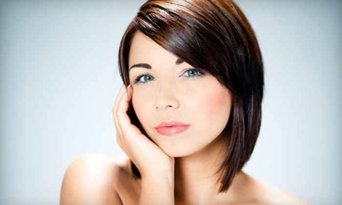AnthonyWayne Hair Art - Neartown/ Montrose: $100 Worth of Salon Services