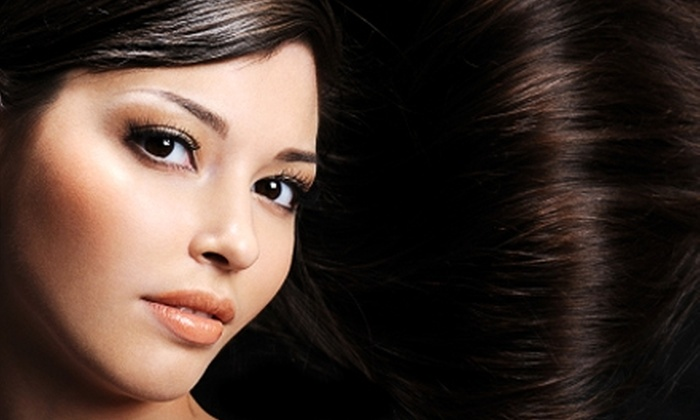 Indira Salon - Indian Creek: Hair Services at Indira Salon in Carrollton. Two Options Available.