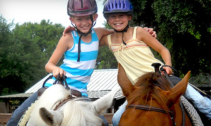 Country Day School - Largo: Two Private or Group Horseback-Riding Lessons at Country Day School in Largo