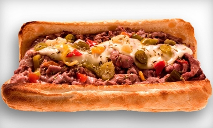 Rammy's Sub Contractors - Multiple Locations: $5 for $10 Worth of Oven-Baked Sandwiches at Rammy's Sub Contractors